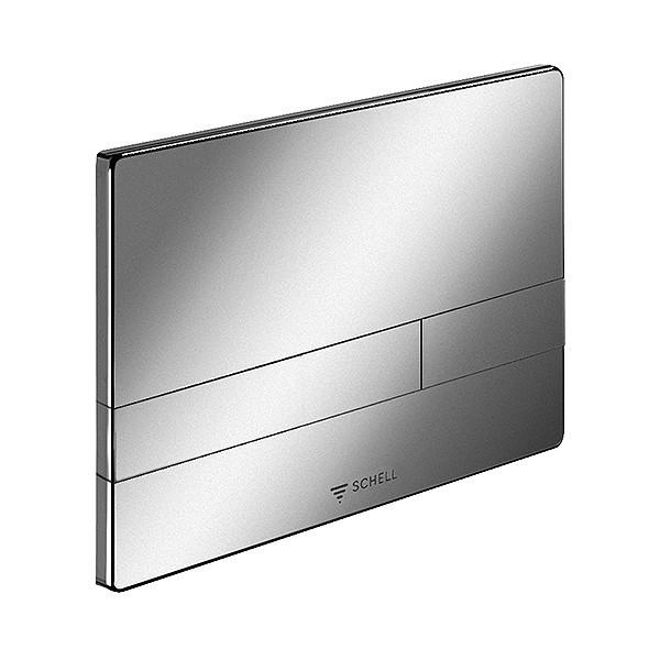 Schell Linear Eco активатор за WC хром лъскав 032850699