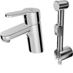 Hansa HANSAPRIMO Bidetta смесител за мивка с подвижен душ 4946 2203