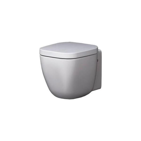 Стенна тоалетна чиния RAK One ONWC00003+ONSC00001