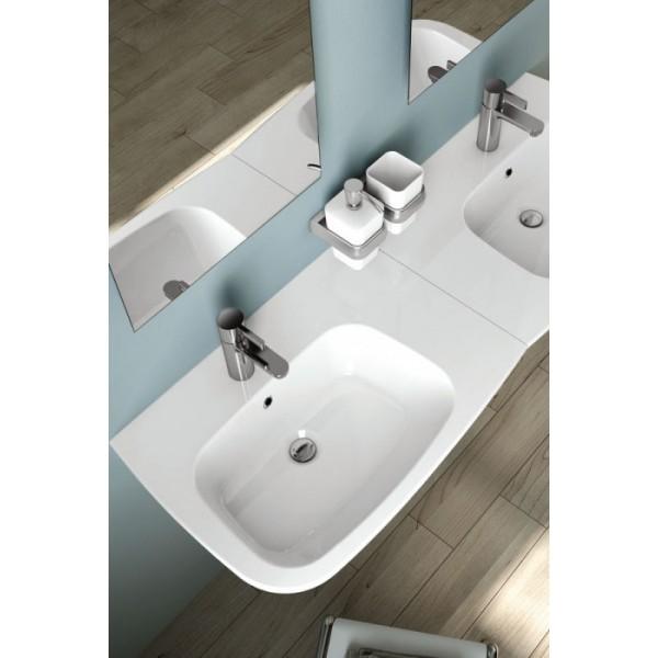 Асиметрична мивка RAK One дясна 65 см ONWB00003