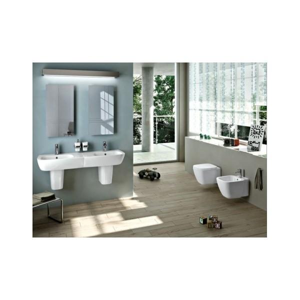 Асиметрична мивка RAK One лява 65 см ONWB00004