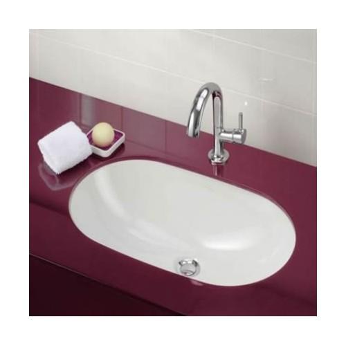 Villeroy & Boch O.novo 530x320мм мивка за вграждане под плот