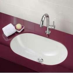 Villeroy & Boch O.novo 530x320мм мивка за вграждане под плот 41625001