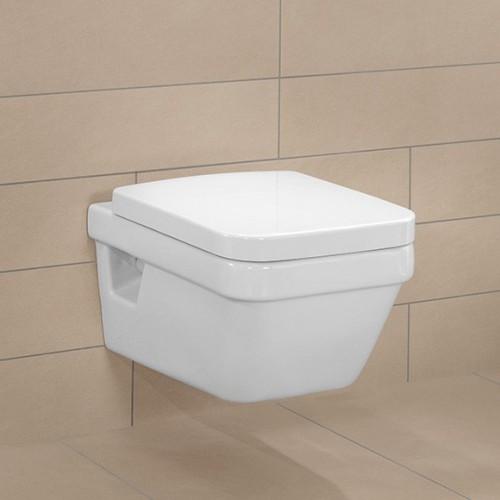 Villeroy & Boch Architectura квадратна конзолна WC 1