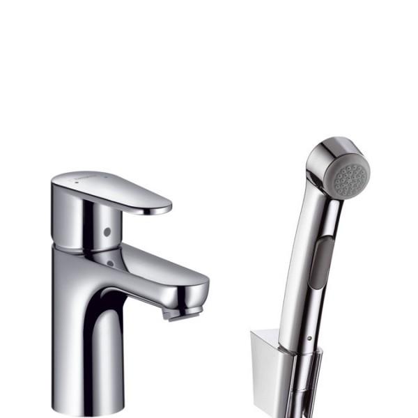Hansgrohe Talis E² смесител за мивка с подвижен душ 31165000