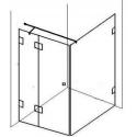 Промоция душ кабина по поръчка квадратна