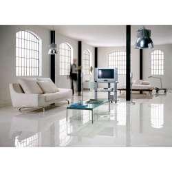 Супер бял полиран Led W/P 44x44