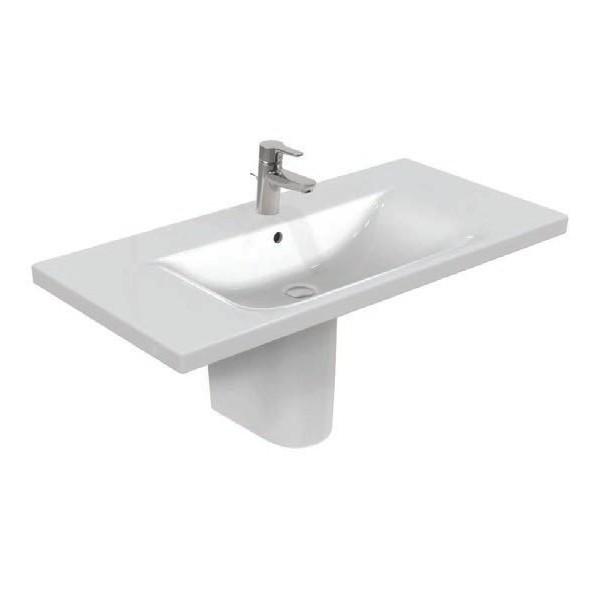 Ideal Standard Connect 100x49 см мивка с плот E812601