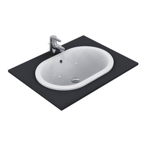 Ideal Standard Connect 62x41 см овална мивка за вграждане