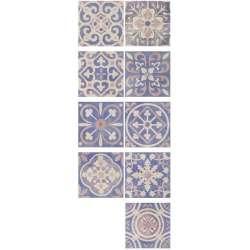 Decor Bastide Azul 20x20 ( 9 варианта )