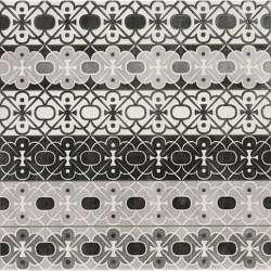 Decor Straight Grey 20x20