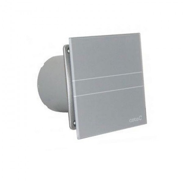 CATA E 100 GS сив вентилатор за баня E 100 GS