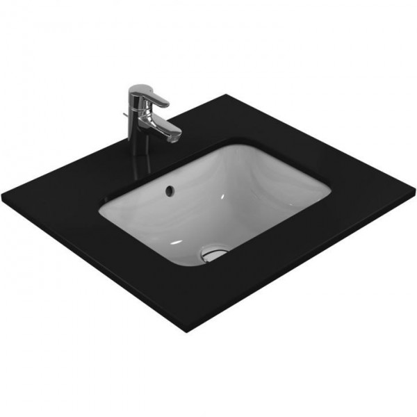 Правоъгълна мивка под плот Ideal Standard Connect 58х41 см E506101
