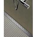 Нисък линеен сифон Greka 700x65 - хидроизолационен фланец