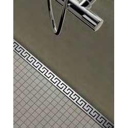 Нисък линеен сифон Greka 700x65 - хидроизолационен фланец evi_greka_70