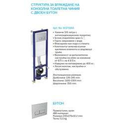 Промо WC комплект Ideal Standard Tesi 2