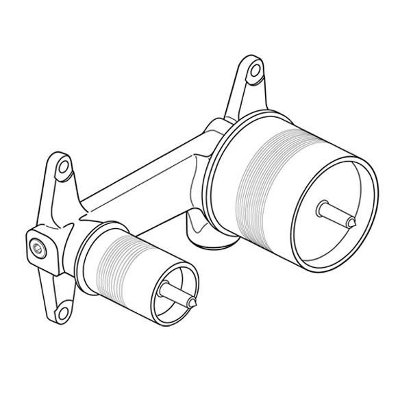 Ideal Standard тяло за вграждане за умивалник A5948NU