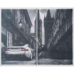 Set Aston Martin 2 части