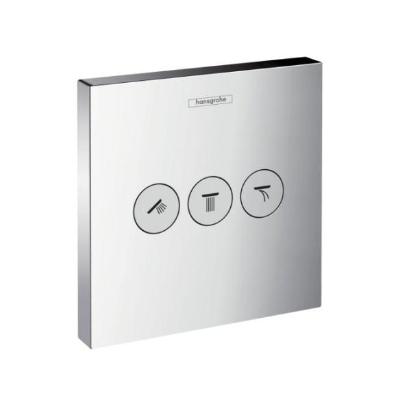 Hansgrohe ShowerSelect разпределител 3 извода 15764000