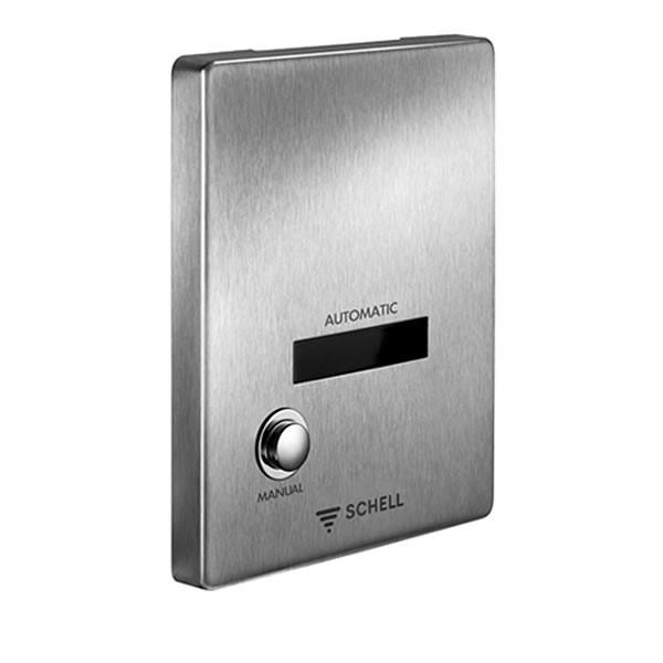 Schell Edition E Manual активатор за WC с фотоклетка и бутон 015462899