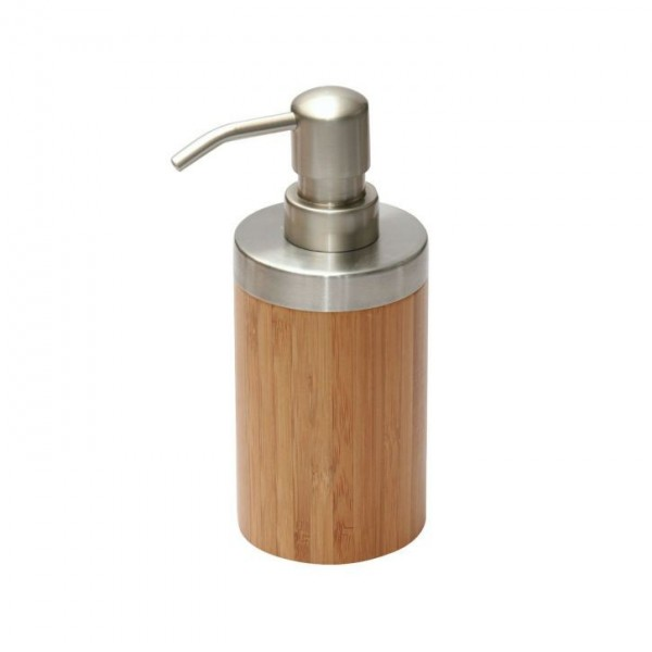Свободно стоящ дозатор от естествен Бамбук 282333