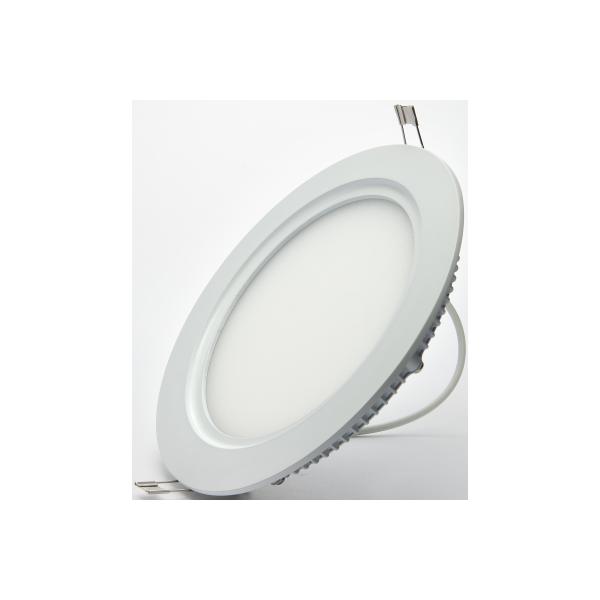 Кръгъл LED плафон за вграждане Ø162 max_O-P0150-WW