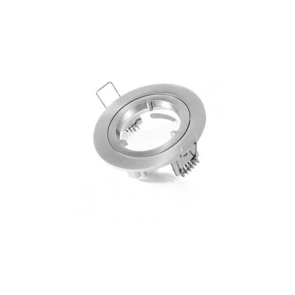Verbatim 52403 LED луничка за баня сив алуминий 52403