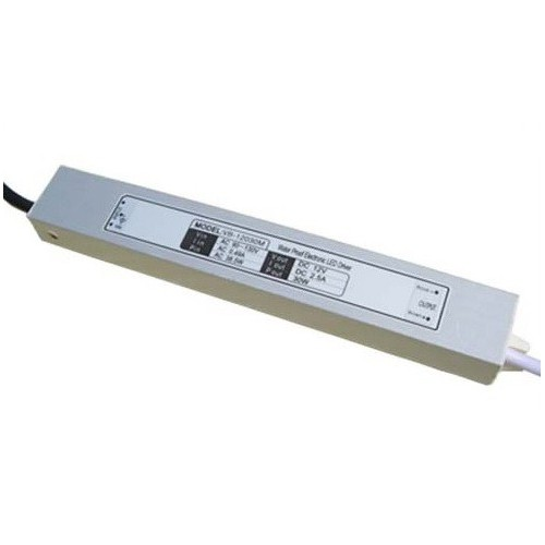 Трансформатор за лунички LED захранване 30W
