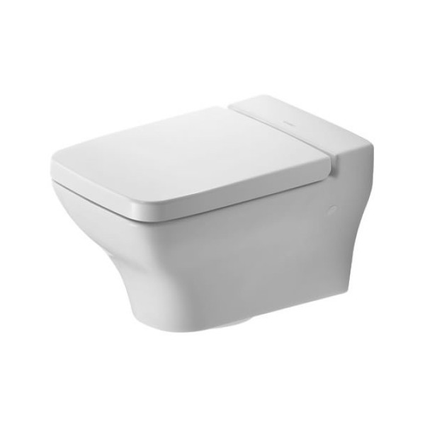 Duravit Puravida висяща WC с капак с плавно падане 2219090000+0069190000