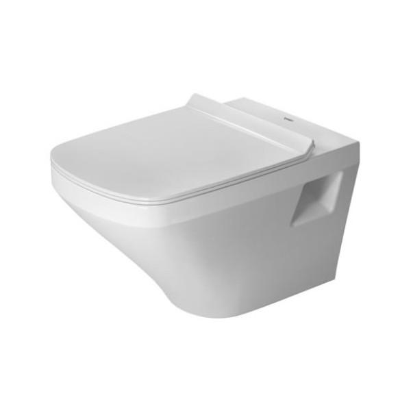 Duravit Durastyle висяща WC с капак с плавно падане 2536090000+0063790000