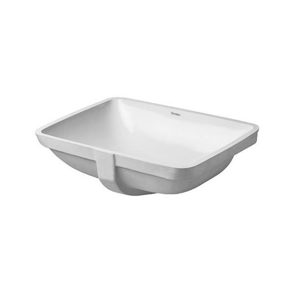 Duravit Starck 3 мивка за вграждане под плот 0305490000