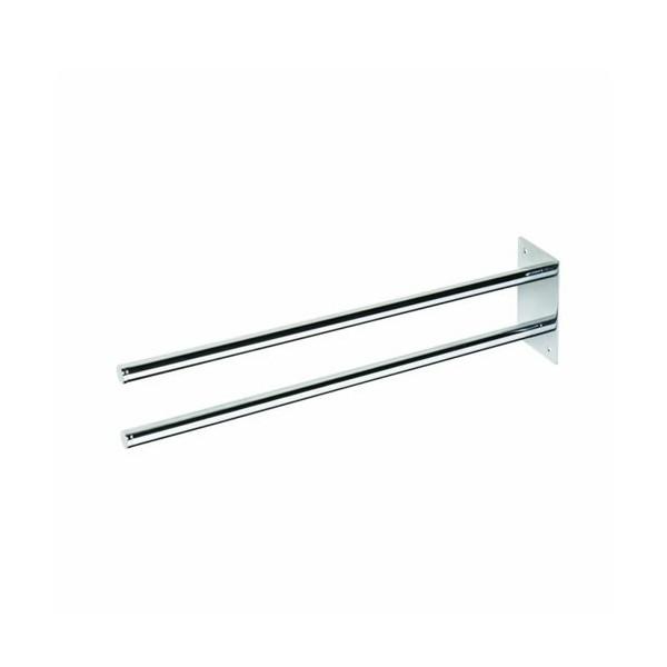 Bemeta Omega двоен държач за кърпи тип ножица неподвижен 104704142