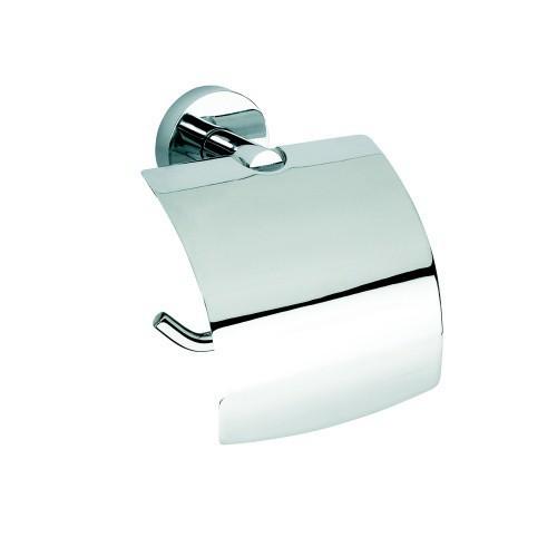Bemeta Omega държач за тоалетна хартия с капак economy