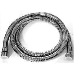 Двойно оплетен метален шлаух MIRO 200см защита против усукване FL01.20