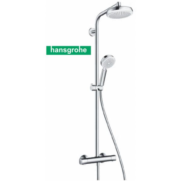 Hansgrohe Crometa 160 душ колона 27264400