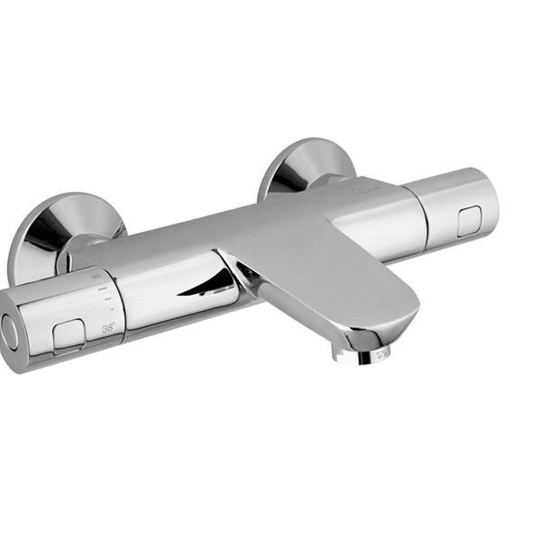 Alpi Sport Plus стенен термостатен смесител за вана/душ SPL72106CR