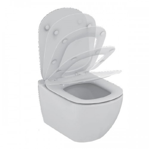 Ideal Standard TESI AquaBlade конзолна WC