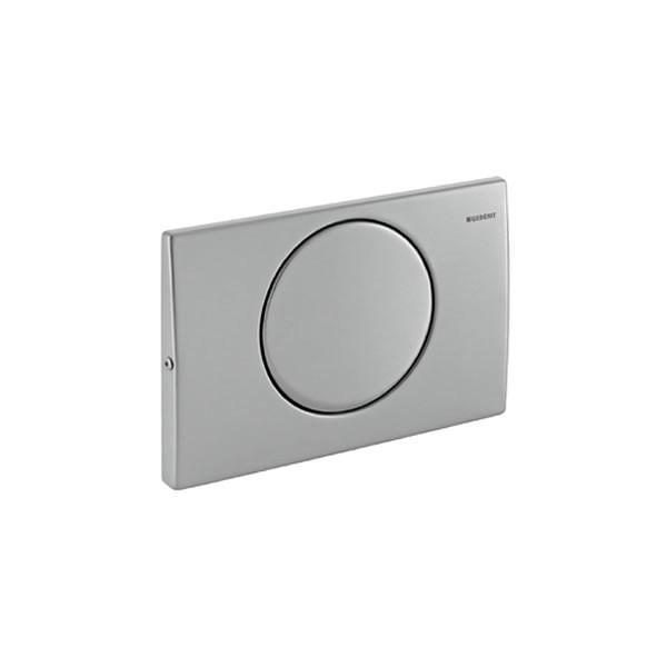 Geberit Delta 15 единичен активатор за WC неръждаема стомана 115.101.00.1