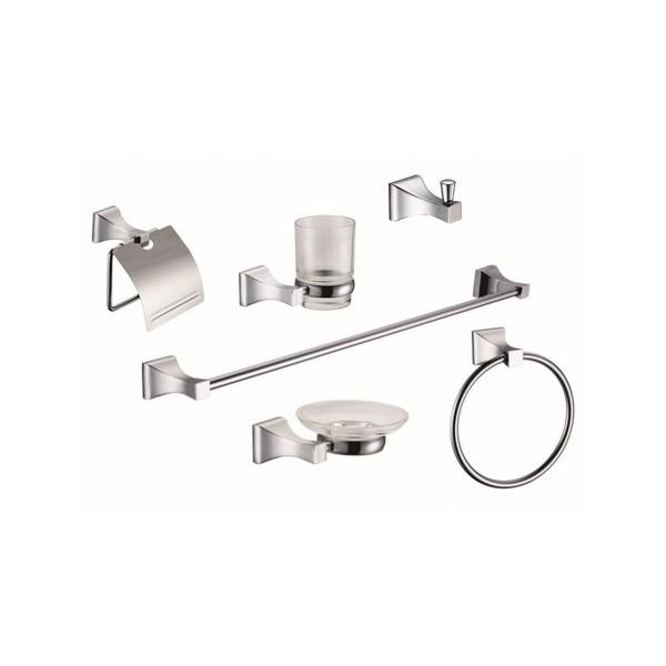 Комплект от 6 части за банята Оазис ICA 4300