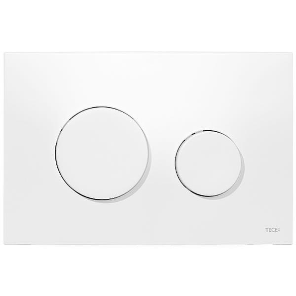 TECE loop бял бутон за WC 9240600