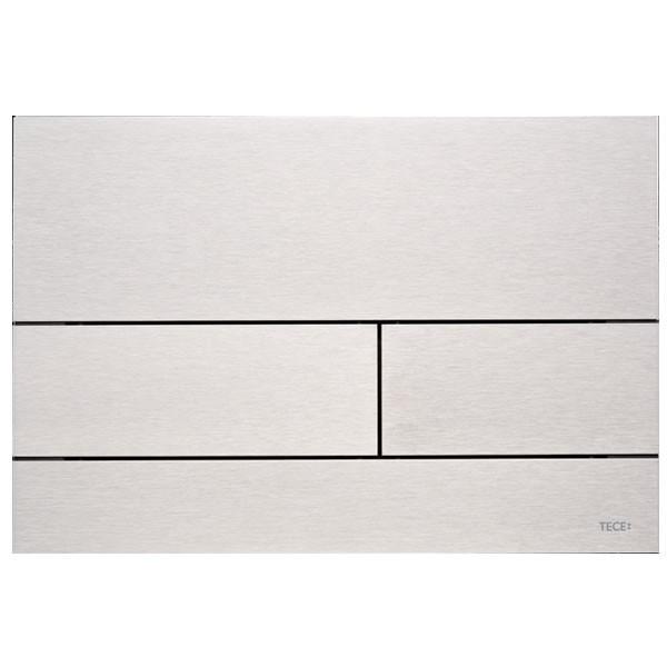 TECE square II неръждаема стомана бутон за WC 9240830