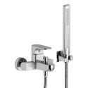 Ponsi Carrara Смесител за вана/душ комплект