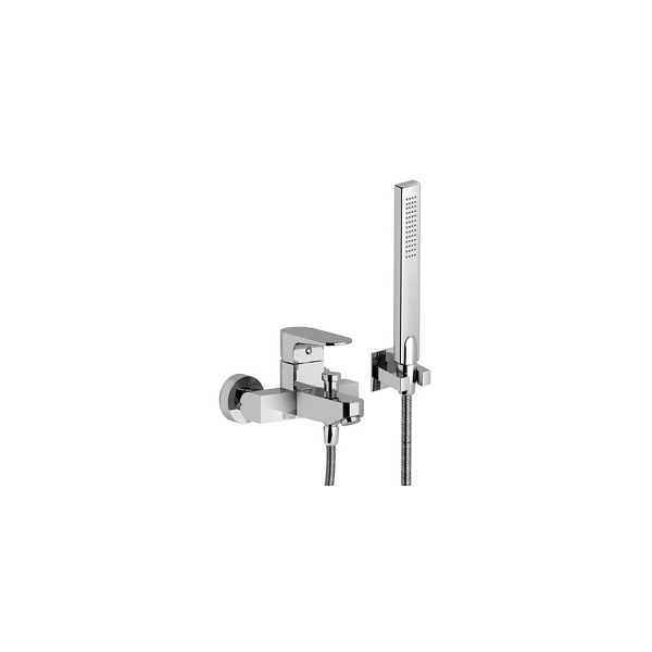 Ponsi Carrara Смесител за вана/душ комплект BTCARCVA01