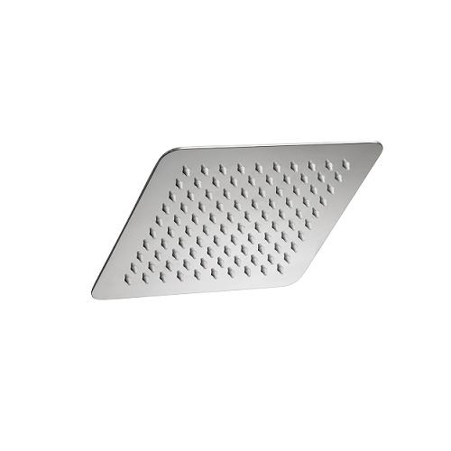Ponsi квадратна душ пита неръждаема стомана 200 мм
