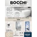 Промо пакет Bocchi Scala с биде и Grohe с хром бутон