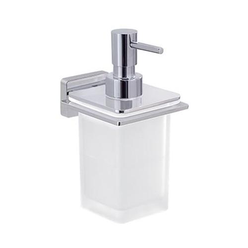 Gedy Atena хром диспенсър за течен сапун
