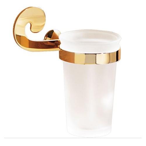 Gedy Sissi Gold чаша за четки за зъби