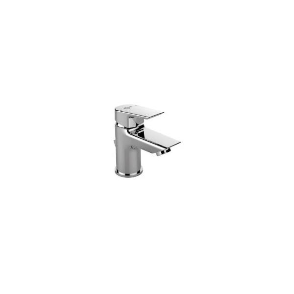 Ideal Standart Tesi смесител за мивkа PICCOLO с метален изпразнител A6566AA