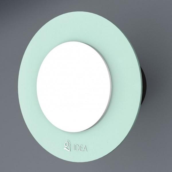 ВЕНТИЛАТОР IDEA O – Green Pastel O-1604-9003
