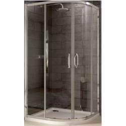 Huppe X1 90х90 R500 овална душ кабина